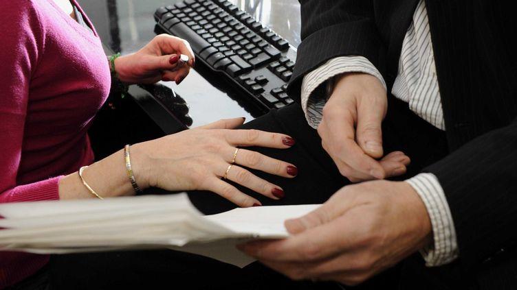 Le Conseil constitutionnel a abrogé le 4 mai 2012 la loi sur le harcèlement sexuel. (MARJA AIRIO / LEHTIKUVA OY / SIPA)