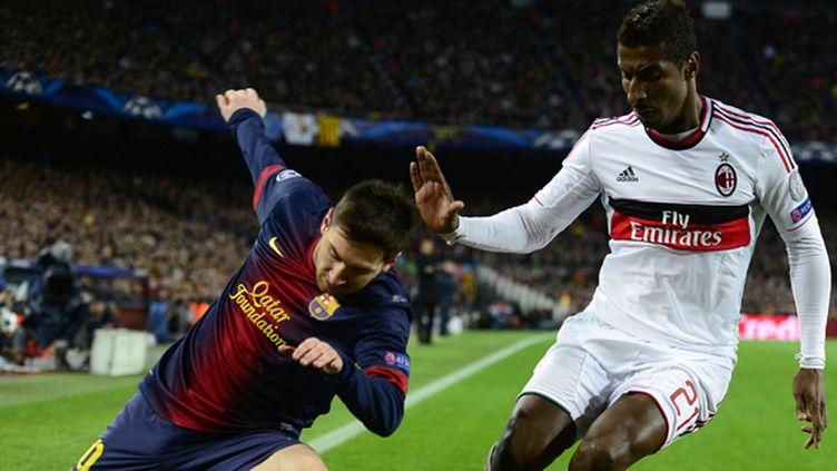 Lionel Messi sera très attendu au Camp Nou (JAVIER SORIANO / AFP)