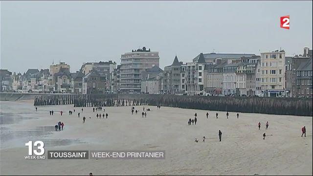 Saint-Malo : week-end printanier pour la Toussaint