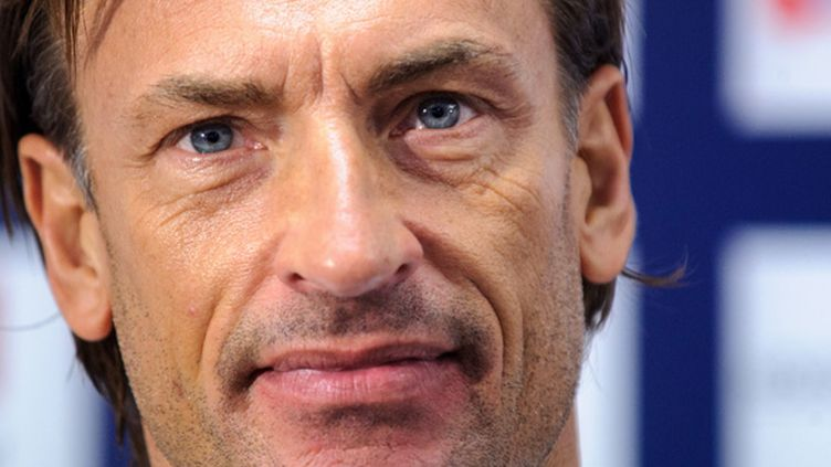Hervé Renard (SEBASTIEN BOZON / AFP)