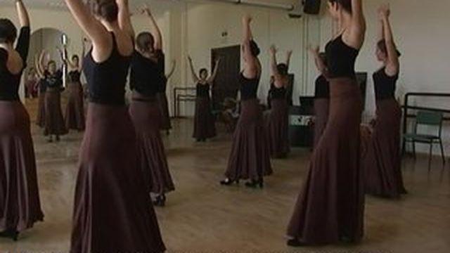 L'art du flamenco enseigné au conservatoire de Séville