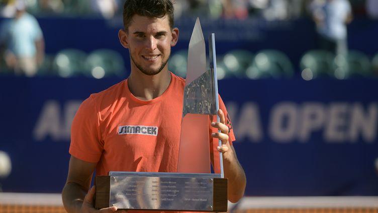 L'Autrichien Dominic Thiem triomphe à Buenos Aires