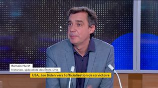 Romain Huret (FRANCEINFO)