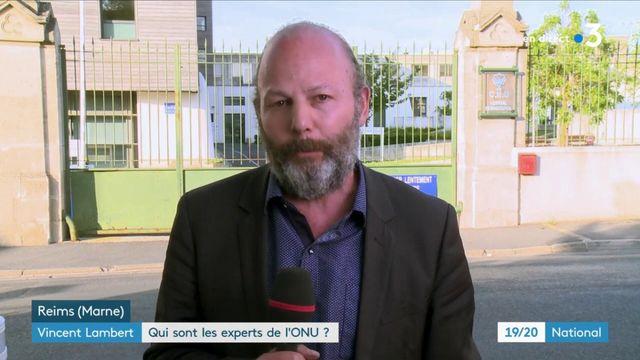 Affaire Vincent Lambert : des experts de l'ONU réquisitionnés