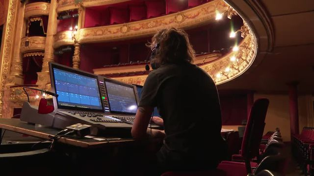 Reprise Opéra Montpellier