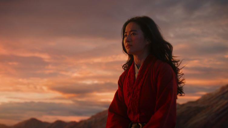 L'actrice sino-américaine Liu Yifei, qui joue le rôle de Mulan dans le long-métrage de Disney. (DISNEY ENTERPRISES/JASIN BOLAND)