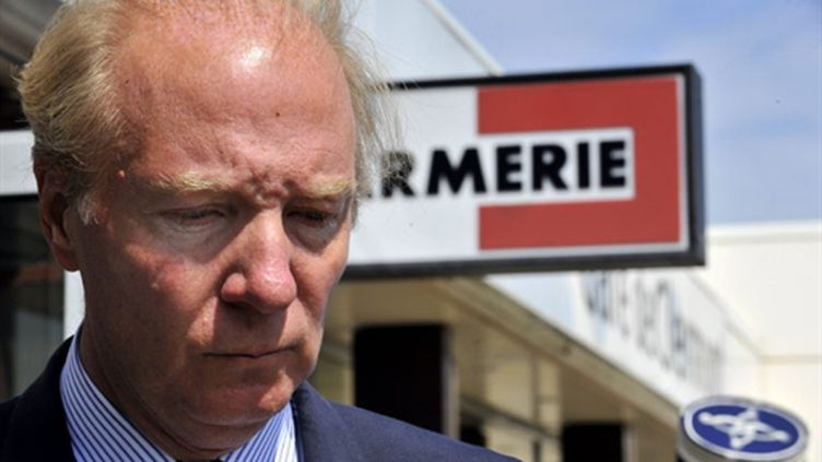Brice Hortefeux, ancien ministre, est maintenant conseiller spécial auprès de l'Elysée (AFP - Thierry Zoccolan)