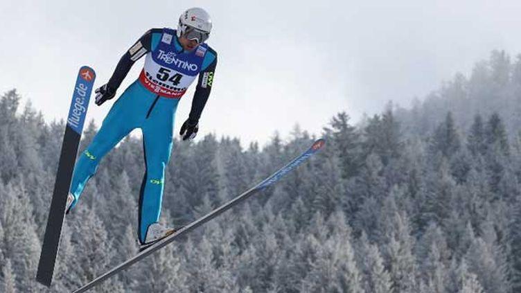Jason Lamy Chappuis est seulement 17e après le saut
