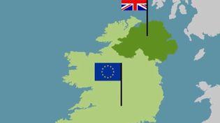 irlande du nord (FRANCE 2)