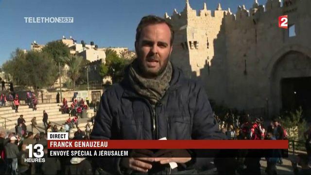 Jérusalem : une situation qui s'envenime au-delà des frontières
