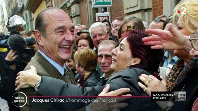 Mort de Jacques Chirac : un ancien président aimé des Français