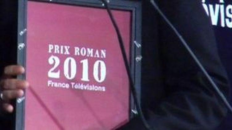 Les délibérations du Prix Roman France Télévisions  (Culturebox)