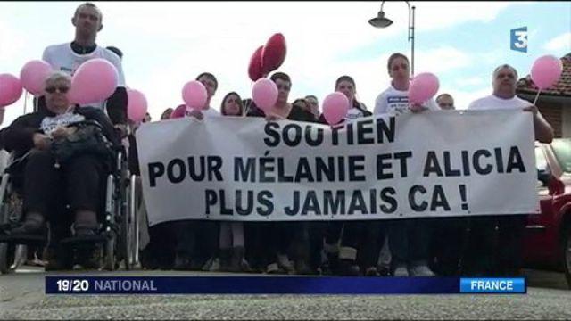 Oise : une marche en hommage à Alicia, la petite fille brûlée vive par sa voisine
