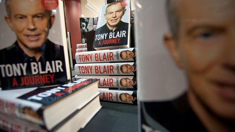 Tony Blair publie une autobiographie où il défend sa décision d'engager Londres dans la guerre en Irak. (AFP)