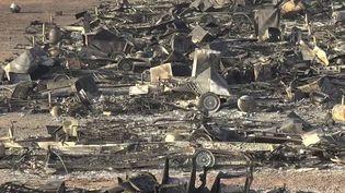Incendie dans le Var : la désolation après le chaos (France 3)