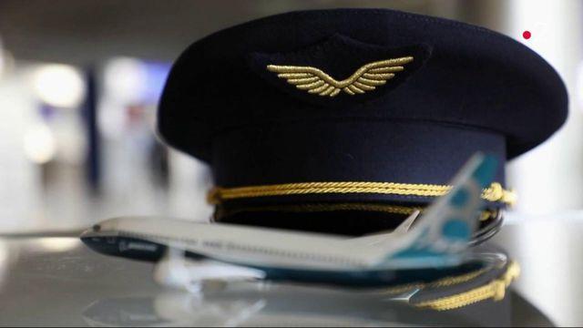 Crise sanitaire : les jeunes pilotes d'avion cloués au sol