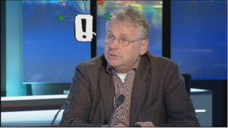 Capture d'écran du journal de 20 h France 2 (France 2)