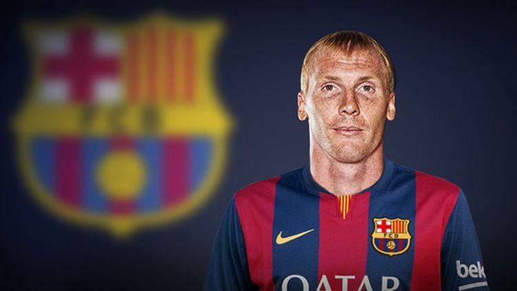 Jérémy Mathieu, la bonne pioche du FC Barcelone