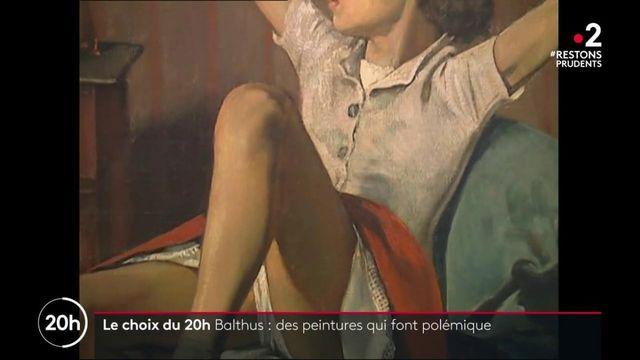 Culture : Balthus, le peintre sulfureux des petites filles