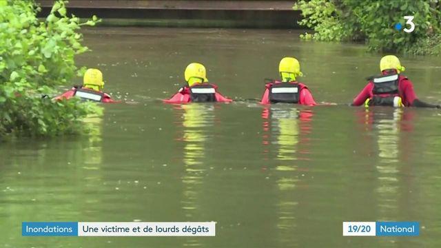 Inondations : le corps de l'adolescent disparu a été retrouvé à Beauvais