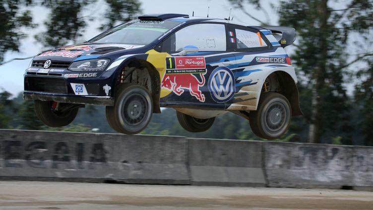 Sébastien Ogier (Volkswagen Polo R) (FRANCOIS BAUDIN / AUSTRAL)