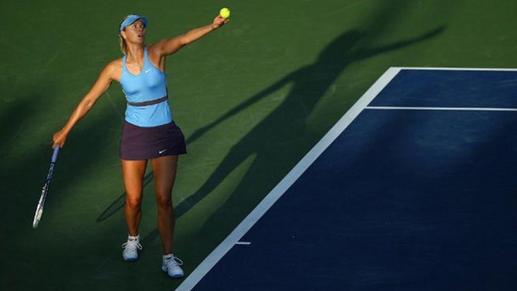 Maria Sharapova (ANDY LYONS / GETTY IMAGES NORTH AMERICA)