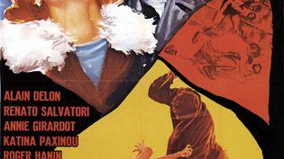 """Affiche du film """"Rocco et ses frères"""", de Luccino Visconti, 1960 (LEEMAGE VIA AFP)"""