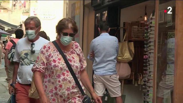 Covid-19 : des mesures prises localement pour freiner l'épidémie