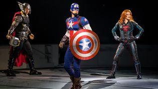 Marvel Universe Live à Paris (JEFF KAVANAUGH)