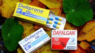 Le prix du Doliprane va baisser mais l'entrée en vigueur des honoraires de dispensation des pharmaciens va compenser cette baisse. (HOUIN / BSIP)