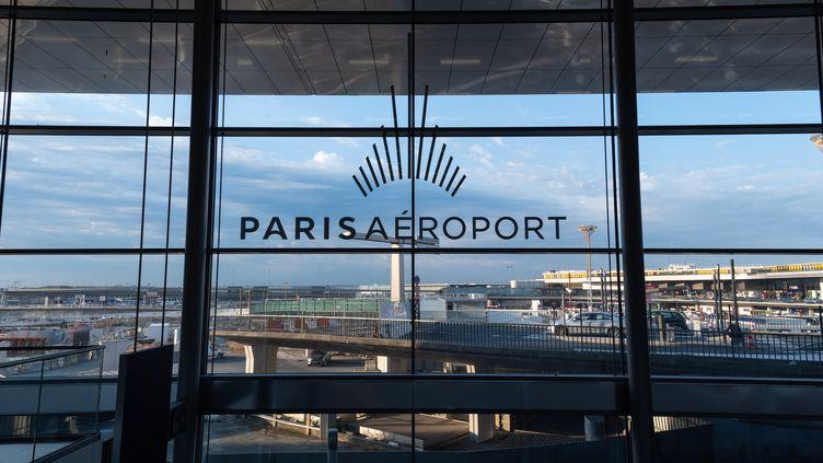 L'aéroport d'Orly, géré par le groupe ADP, le 9 août 2020. (RICCARDO MILANI / HANS LUCAS / AFP)