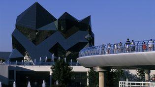 Le parc du Futuroscope dans la Vienne. (WOJTEK BUSS/AFP)