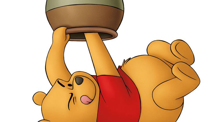 Winnie l'ourson est un personnage de Disney. (WALT DISNEY ANIMATION FRANCE S.A)