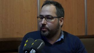 Nadim Houry, membre de l'ONG Human Rights Watch. (RADIO FRANCE)