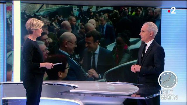 Emmanuel Macron confronté à sa première crise agricole