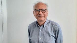 Alain Fischer,président du Conseil d'orientation de la stratégie vaccinale. (SEBASTIEN BAER)