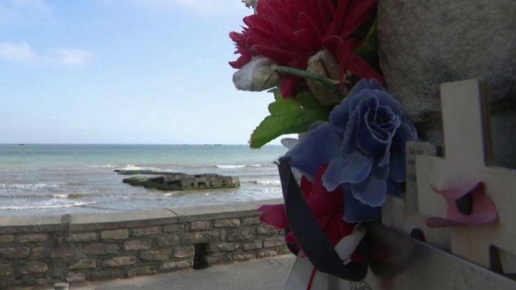 Dans la nuit du 5 au 6 juin 1944, des soldats américains, britanniques et canadiens participaient à la libération de la France en débarquant sur les plages normandes. Les cérémonies du D-Day attirent d'habitude des milliers de visiteurs, mais cette année, au vu du contexte sanitaire, aucun vétéran étranger ne fera le déplacement. (FRANCE 3)