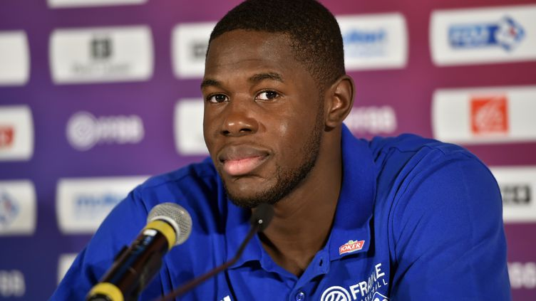 Mouhammadou Jaiteh, le joueur de l'équipe de France