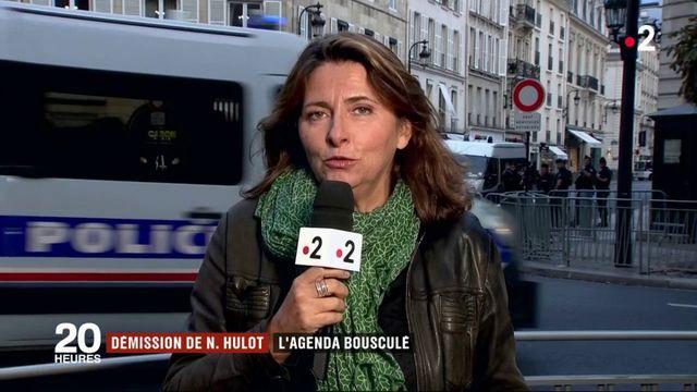 Démission de Nicolas Hulot : l'agenda gouvernemental bousculé