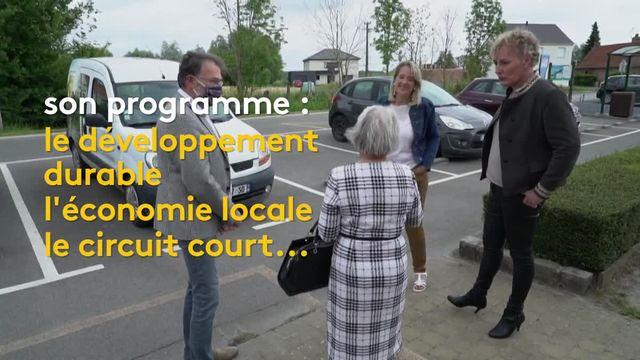 Municipales : Marie Cau, première maire transgenre en France