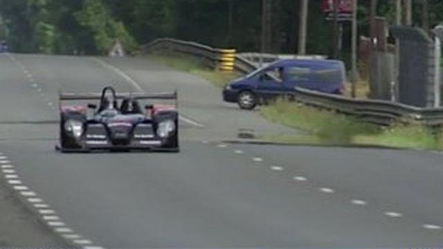 24 Heures du Mans : retour sur Les Hunaudières, mythique ligne droite du circuit