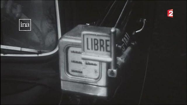 Archives : retour sur l'histoire des taxis