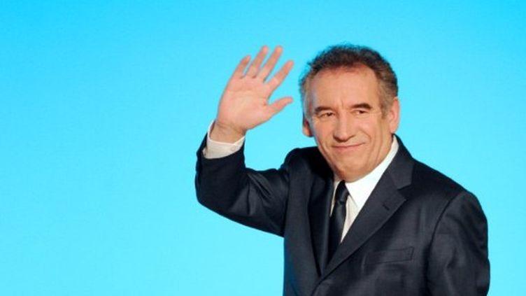 François Bayrou, candidat du MoDem à l'élection présidentielle (AFP)