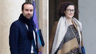 Sébastien Lecornu et Emmanuelle Wargon (CHRISTOPHE MORIN / LEON TANGUY / MAXPPP)
