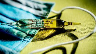 Une ampoule de vitamine D. (GARO / PHANIE / AFP)