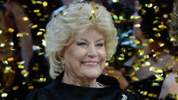 Elena Obrztsova le 28 octobre 2014 à Moscou, lors d'un concert hommage pour ses 75 ans.  (Vladimir Vyatkin / Ria Novosti)