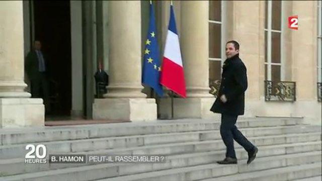Benoît Hamon : peut-il rassembler la gauche ?