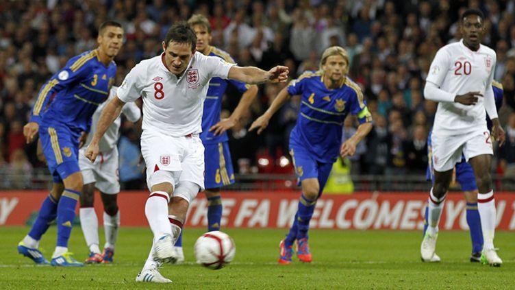 Franck Lampard (Angleterre)
