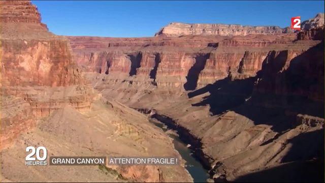 Grand Canyon : quel avenir pour la cathédrale géologique ?