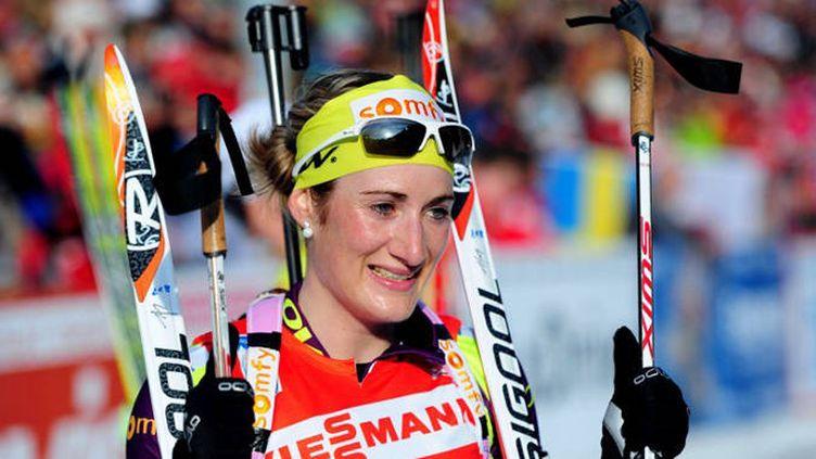 Marie-Laure Brunet a décidé de mettre fin à sa carrière sportive